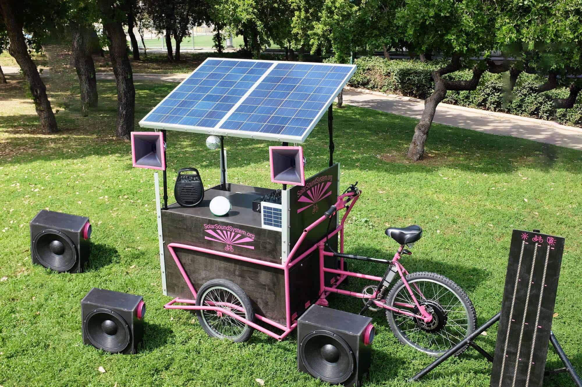 TelAviv SolarSoundSystem